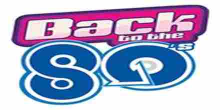 Back 2 The 80s radio station