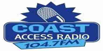 Coast Access Radio radio station
