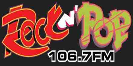 Rock n Pop Panama radio station