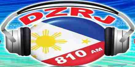 DZRJ 810 AM radio station