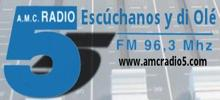 AMC Radio 5 radio station