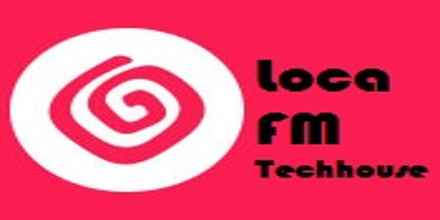 Loca FM Techhouse radio station