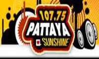 107.75 MHZ Pattaya Sunshine radio station