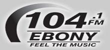 Ebony 104.1 FM radio station