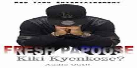 Fresh Papoose radio station