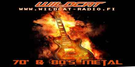 70s and 80s Metal Wildcat radio station
