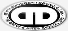 Different Drumz radio station