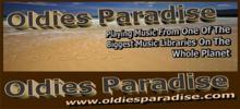 Oldies Paradise radio station