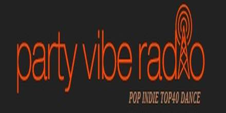 Party Vibe Radio Pop Indie Top40 Dance radio station