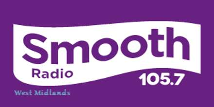 Smooth West Midlands radio station