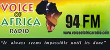 Voice Of Africa Radio radio station