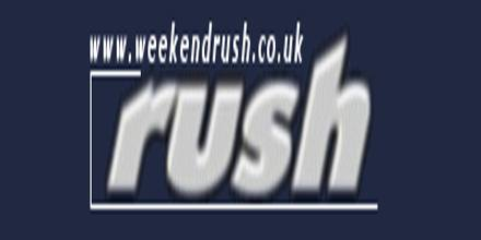 Weekend Rush UK radio station