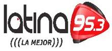 Latina FM radio station
