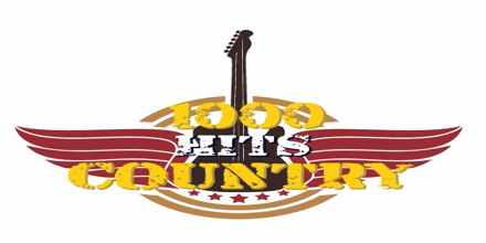 1000 Hits Country radio station