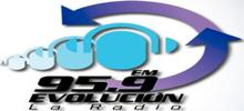 Evolucion 95.9 FM radio station